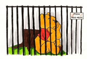 pooh zoo