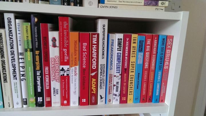 Essential Behavioural Economics Books for HR and L&D