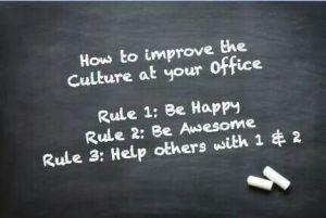 culture rules